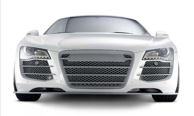 Eisenmann Audi R8 Spark Eight: nejen výfuk...: - fotka 1