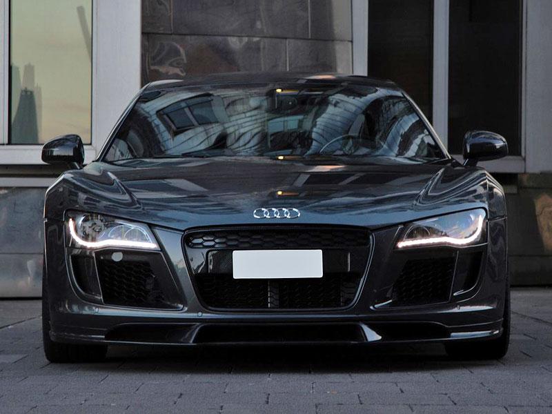 Audi R8 V10 Racing Edition: v závodní formě od Andersonu: - fotka 3