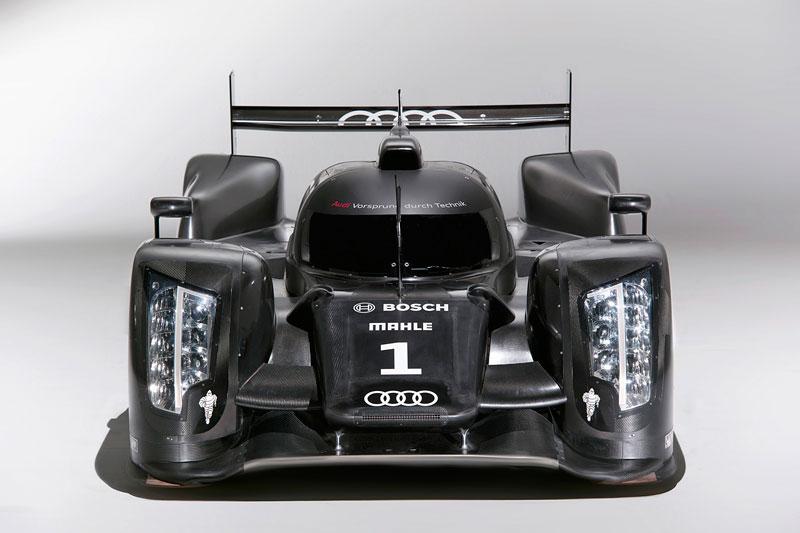 Audi R18: nová zbraň pro Le Mans: - fotka 1