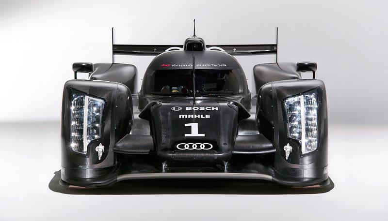 Audi R18: nová zbraň pro Le Mans: - fotka 2