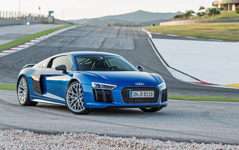 Za volantem: Audi R8: - fotka 27