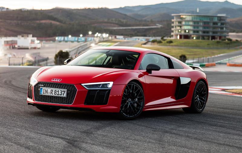Za volantem: Audi R8: - fotka 29