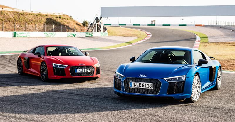 Za volantem: Audi R8: - fotka 31