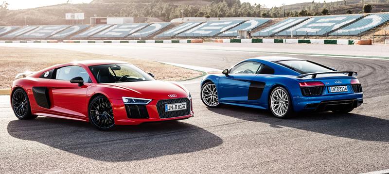 Za volantem: Audi R8: - fotka 33