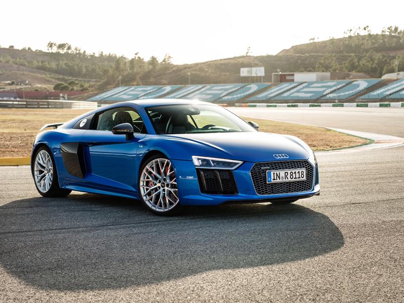 Za volantem: Audi R8: - fotka 35
