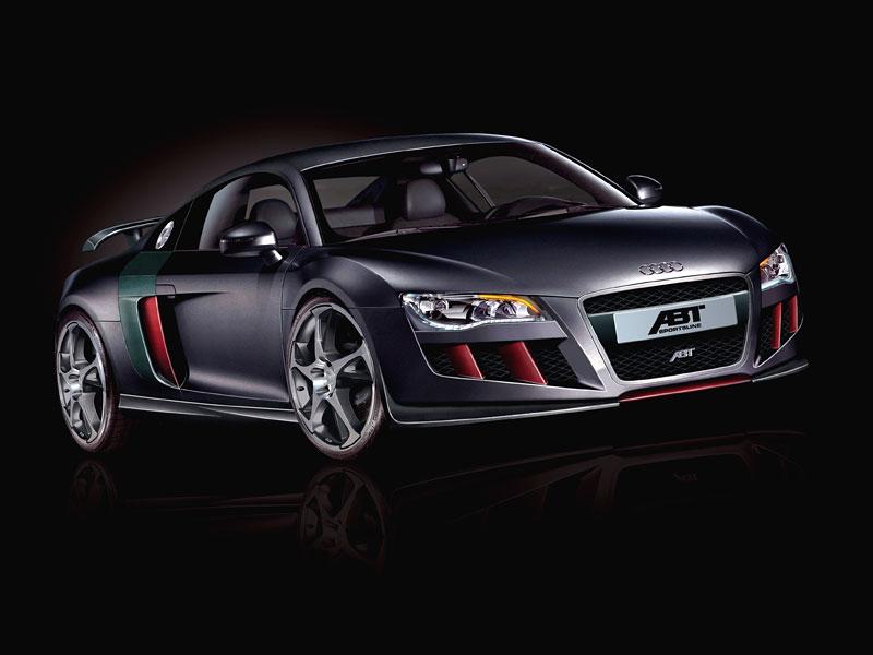 Essen 2007: porazí ABT Audi R8 slavnější Lamborghini Gallardo?: - fotka 1