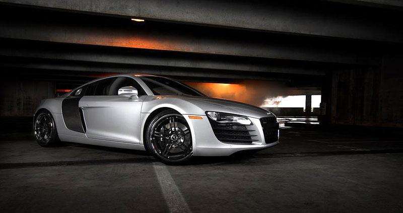 RENM Performance: lepší kondice pro Audi R8: - fotka 3