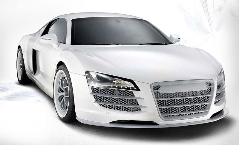 Eisenmann Audi R8 Spark Eight: nejen výfuk...: - fotka 2