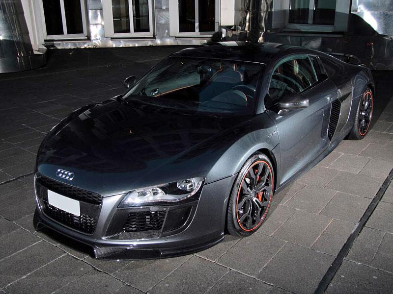 Audi R8 V10 Racing Edition: v závodní formě od Andersonu: - fotka 4