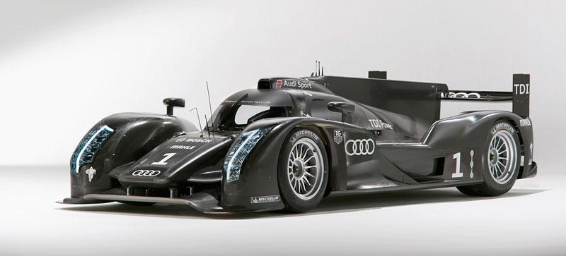 Audi R18: nová zbraň pro Le Mans: - fotka 3