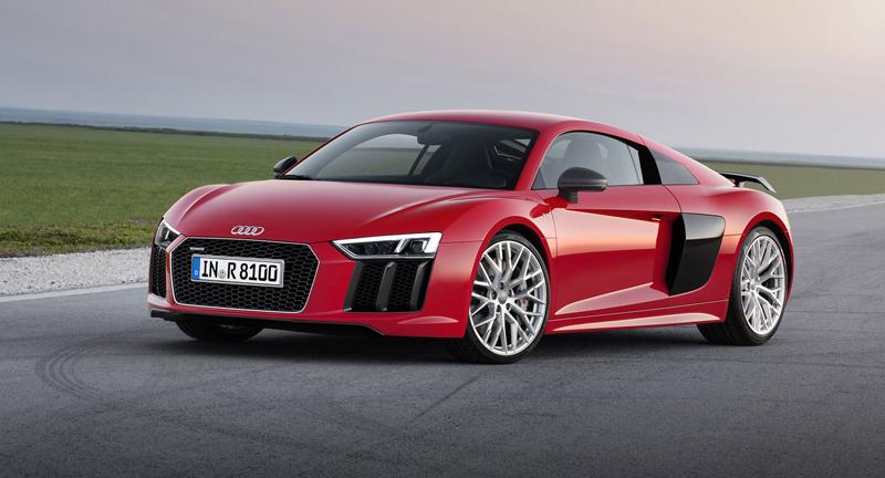 Za volantem: Audi R8: - fotka 37