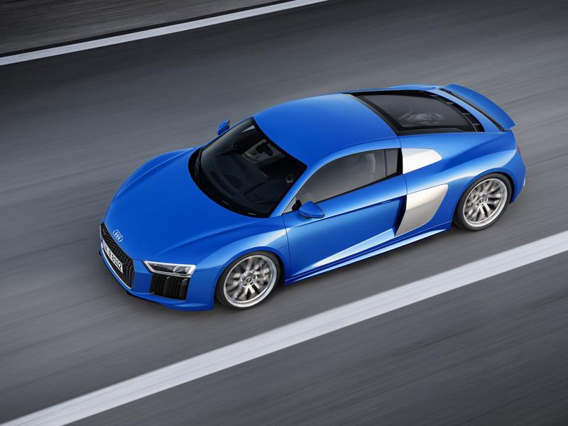 Za volantem: Audi R8: - fotka 39