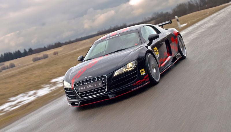 MTM R8 GT3-2: pohon zadních kol pro Audi R8: - fotka 3