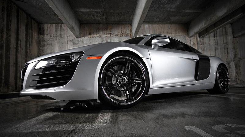 RENM Performance: lepší kondice pro Audi R8: - fotka 4