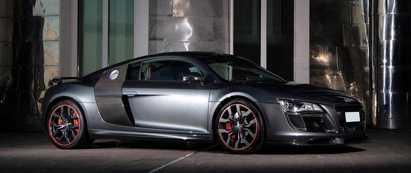 Audi R8 V10 Racing Edition: v závodní formě od Andersonu: - fotka 5