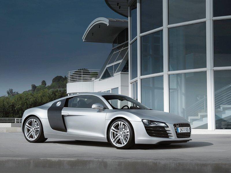 Audi R8 dostane motor V10 s turbem!: - fotka 10