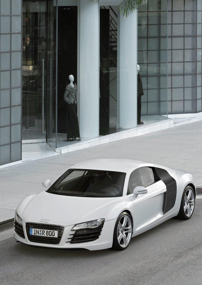 Audi R8 dostane motor V10 s turbem!: - fotka 11