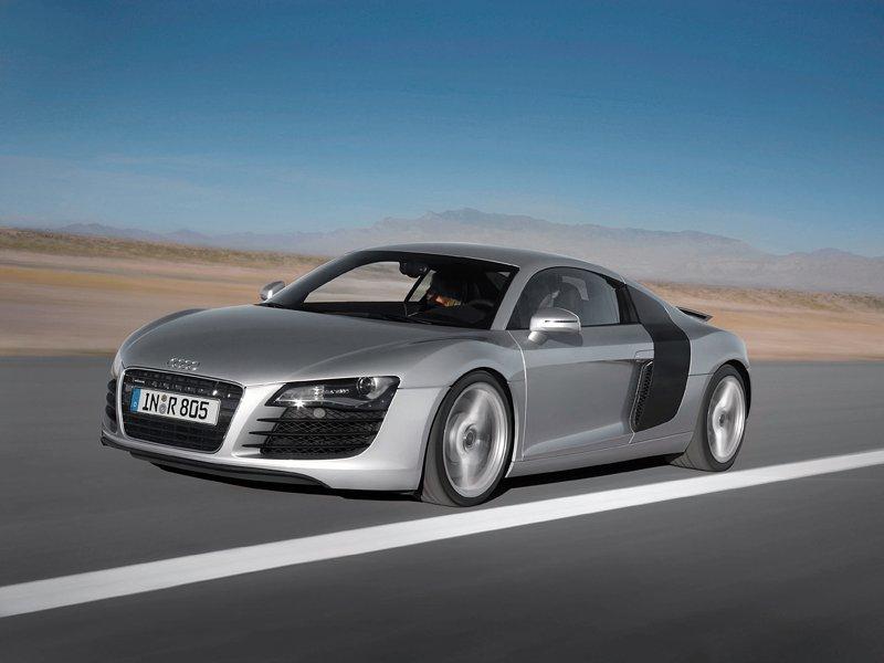 Audi R8 dostane motor V10 s turbem!: - fotka 13