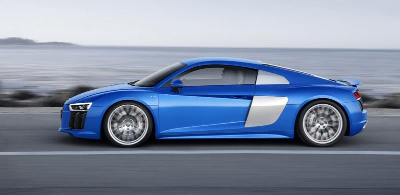 Za volantem: Audi R8: - fotka 42