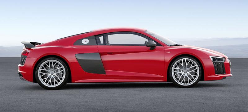 Za volantem: Audi R8: - fotka 43