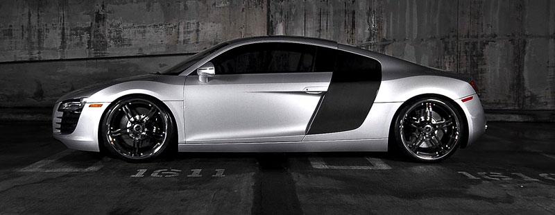 RENM Performance: lepší kondice pro Audi R8: - fotka 6