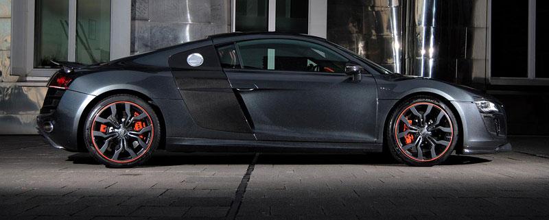 Audi R8 V10 Racing Edition: v závodní formě od Andersonu: - fotka 6