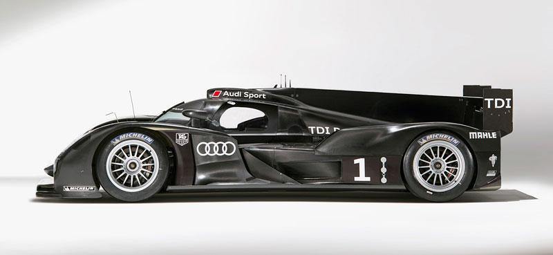 Audi R18: nová zbraň pro Le Mans: - fotka 5
