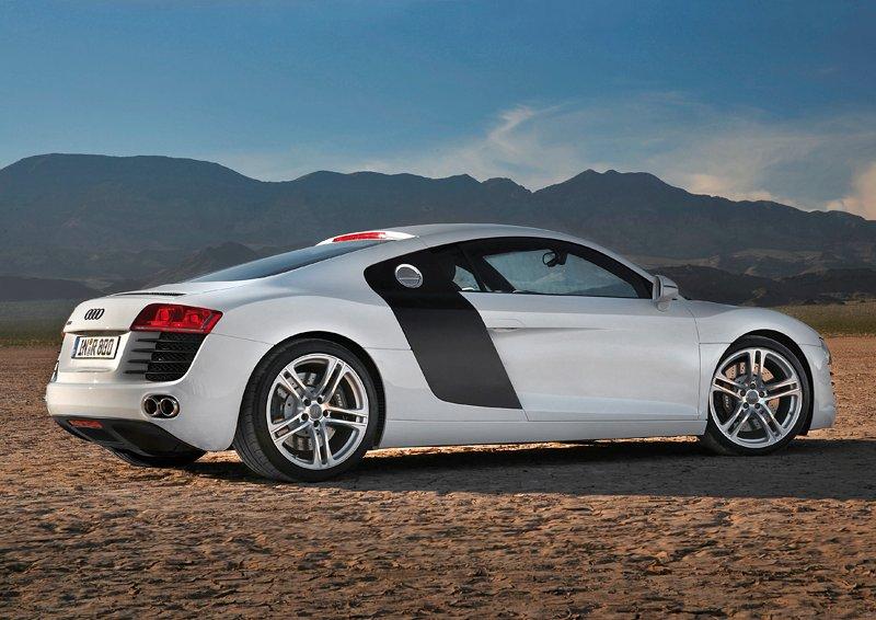 Audi R8 dostane motor V10 s turbem!: - fotka 15