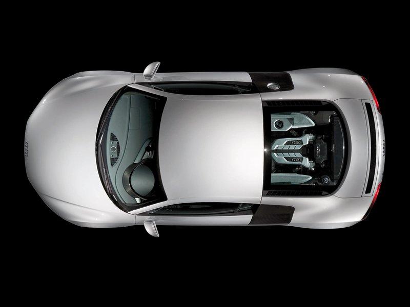 Audi R8 dostane motor V10 s turbem!: - fotka 17