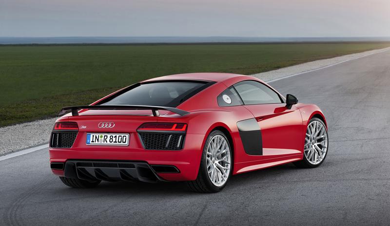 Za volantem: Audi R8: - fotka 44