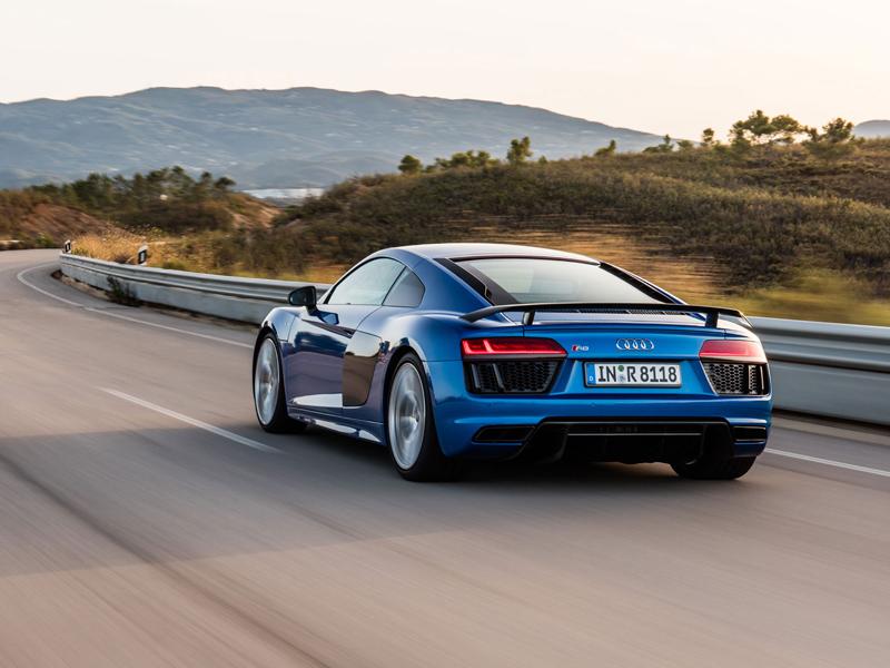 Za volantem: Audi R8: - fotka 45