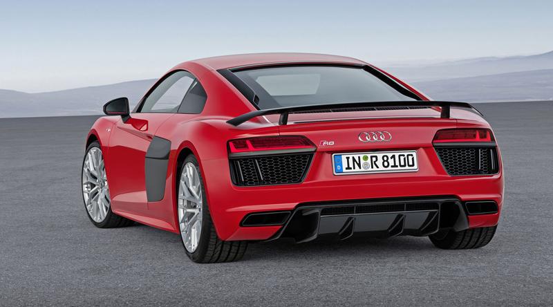 Za volantem: Audi R8: - fotka 46