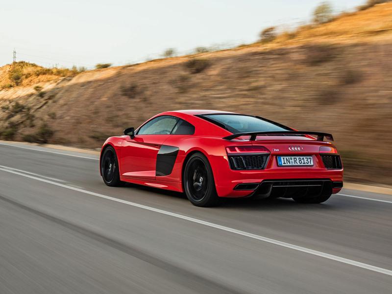 Za volantem: Audi R8: - fotka 50