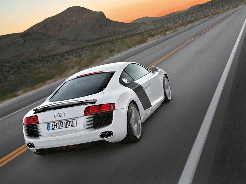 Audi R8 dostane motor V10 s turbem!: - fotka 20