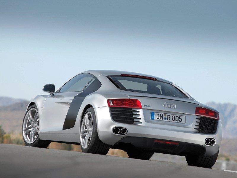 Audi R8 dostane motor V10 s turbem!: - fotka 22