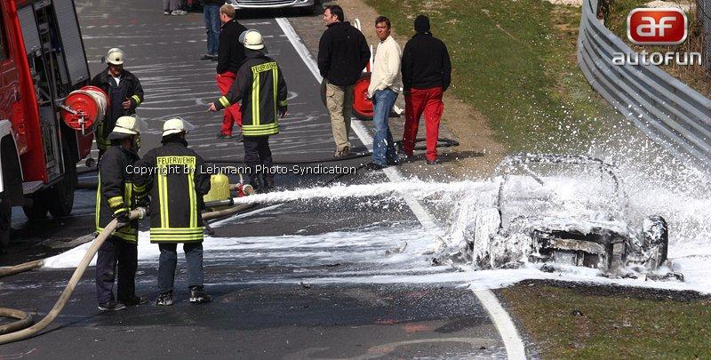 Spy Photos: Audi RS8 – Stop stav, hoříme...: - fotka 4