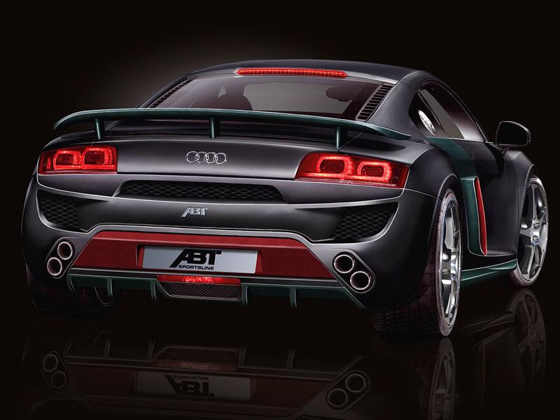 Essen 2007: porazí ABT Audi R8 slavnější Lamborghini Gallardo?: - fotka 2