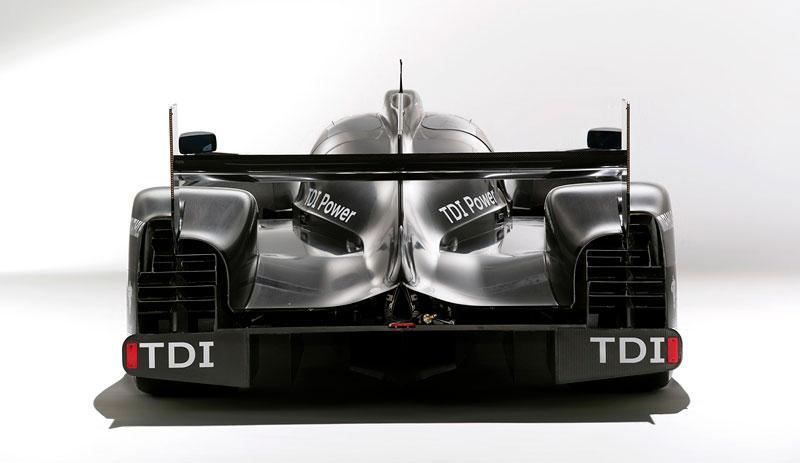 Audi R18: nová zbraň pro Le Mans: - fotka 8