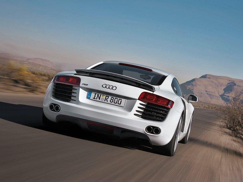 Audi R8 dostane motor V10 s turbem!: - fotka 25
