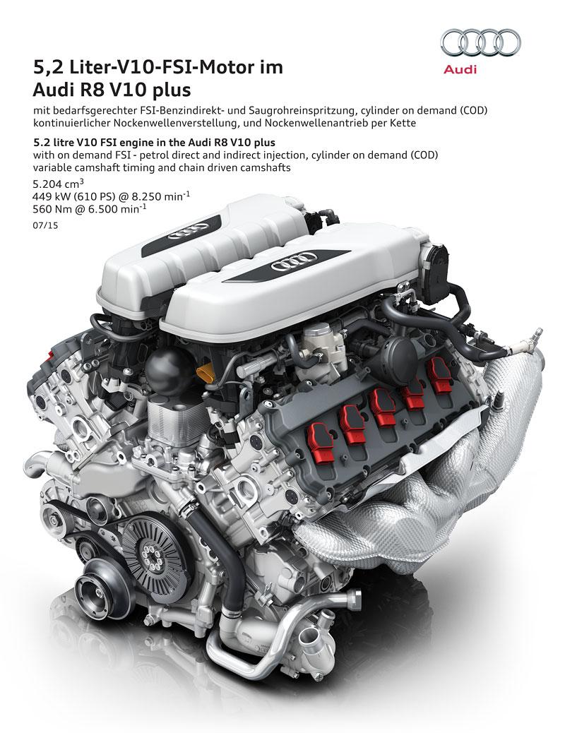 Za volantem: Audi R8: - fotka 55