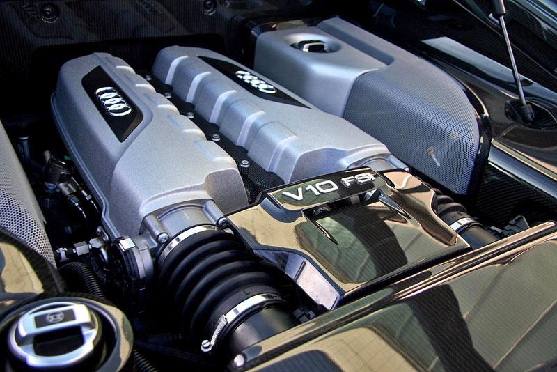 Audi R8 V10 Racing Edition: v závodní formě od Andersonu: - fotka 8