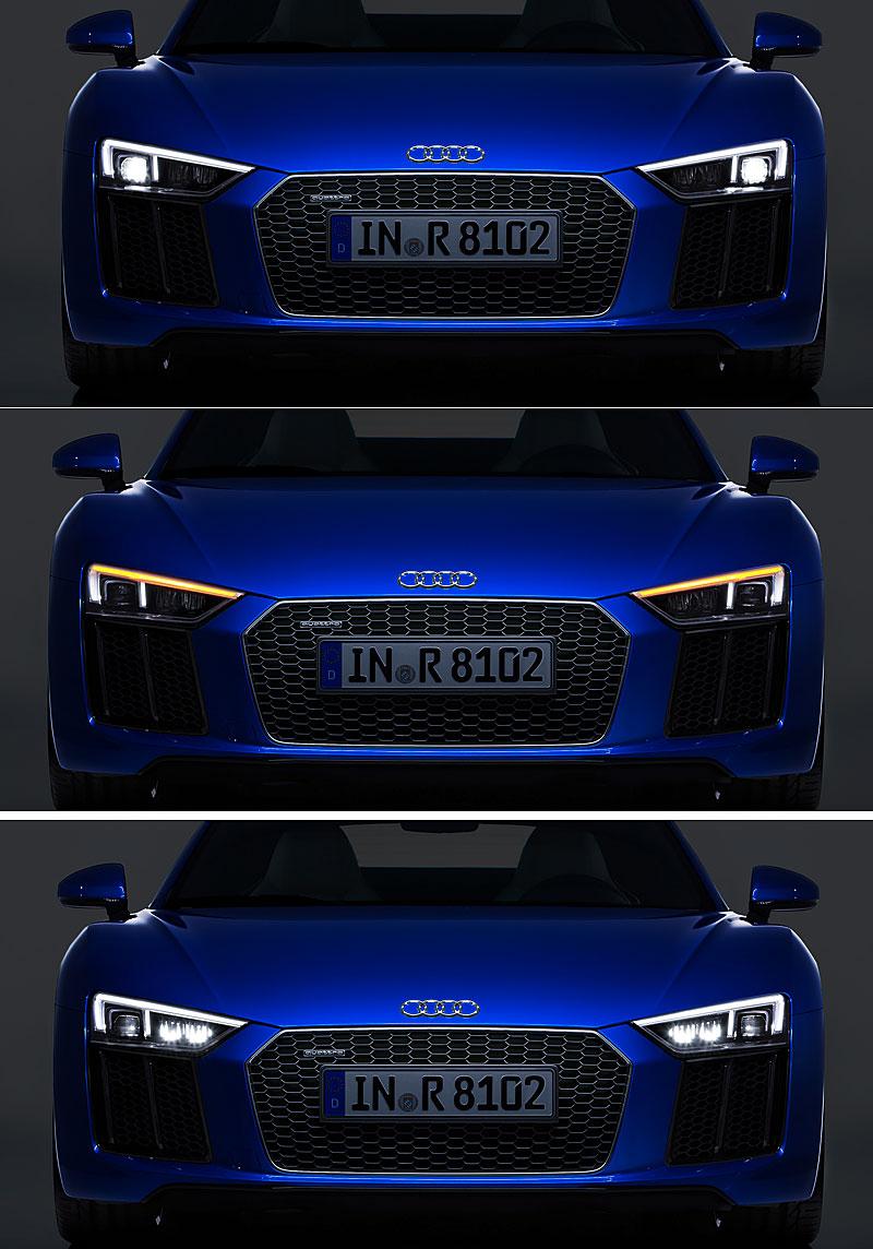 Za volantem: Audi R8: - fotka 59