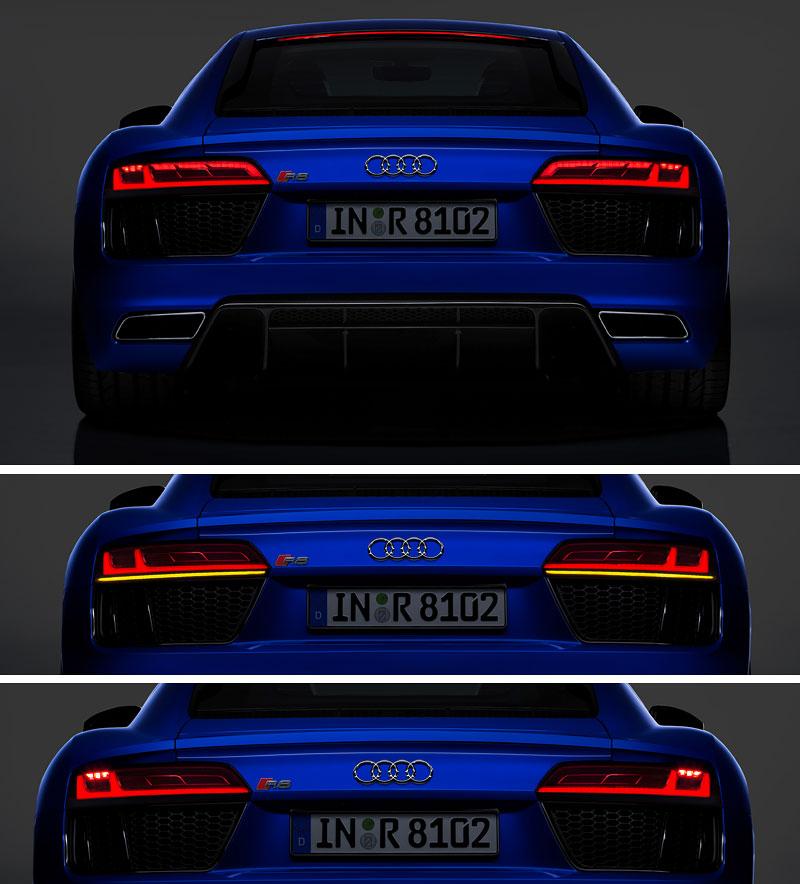 Za volantem: Audi R8: - fotka 63