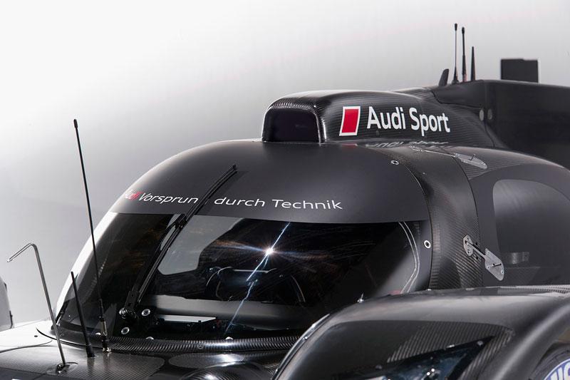 Audi R18: nová zbraň pro Le Mans: - fotka 9