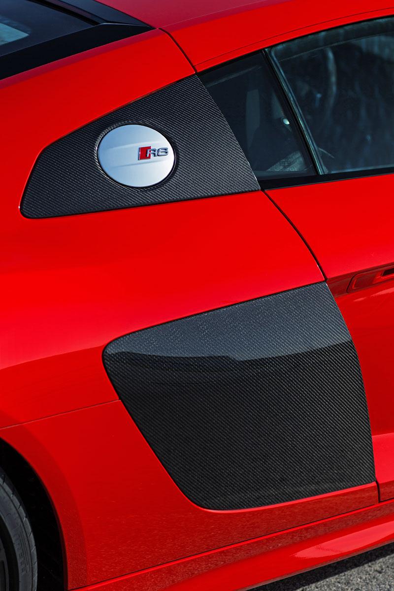 Za volantem: Audi R8: - fotka 69
