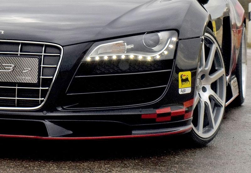 MTM R8 GT3-2: pohon zadních kol pro Audi R8: - fotka 10