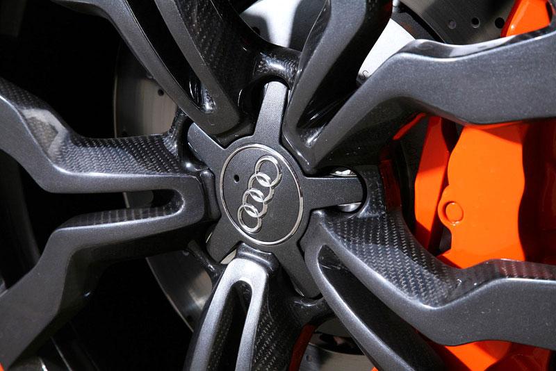 Audi R8 V10 Racing Edition: v závodní formě od Andersonu: - fotka 10