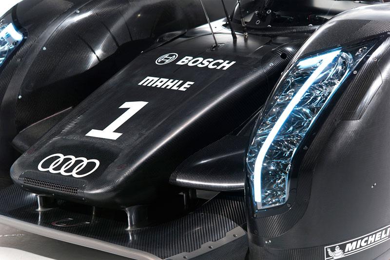 Audi R18: nová zbraň pro Le Mans: - fotka 10