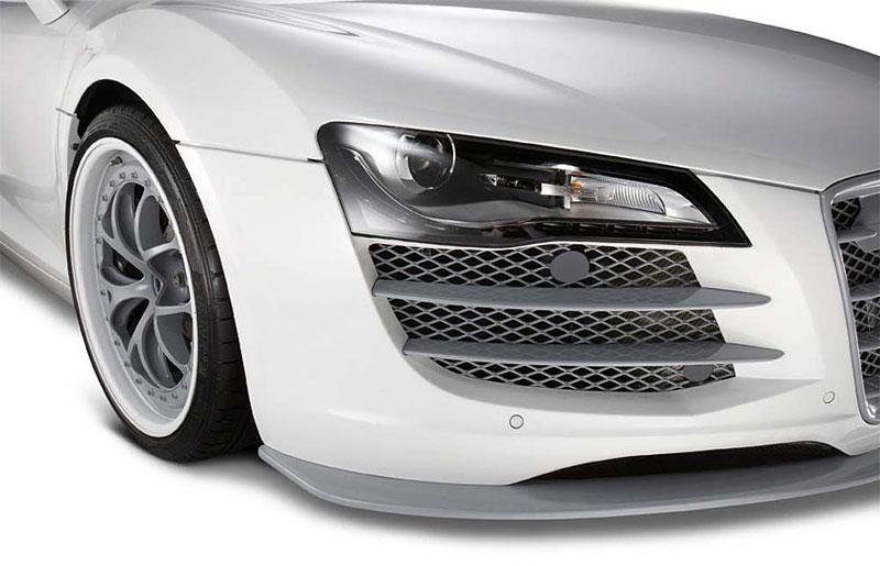 Eisenmann Audi R8 Spark Eight: nejen výfuk...: - fotka 5