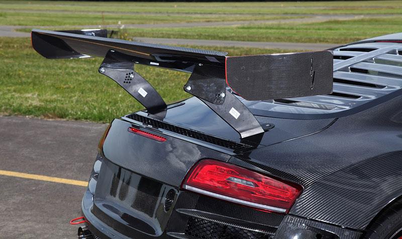 Potter & Rich Recon MC8 V10 FSI Supercharged nabízí extrémní výkony i luxus (+video): - fotka 20